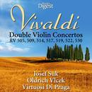 Vivaldi - Double Violin Concertos, RV 505, 509, 514, 517, 519, 522, 530 thumbnail