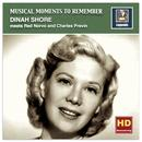 Musical Moments To Remember: Dinah Shore Meets Red Norvo & Charles Previn (Remastered 2016) thumbnail