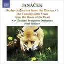 Janacek, L.: Operatic Orchestral Suites, Vol. 3 - The Cunning Little Vixen / From The House Of The Dead thumbnail