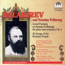 Balakirev: 30 Russian Folksongs / Grande Fantaisie On Russian Folksongs thumbnail