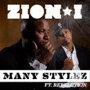Many Stylez (Single) thumbnail