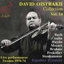 Oistrakh Collection, Vol. 14: Live From Sweden thumbnail