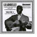 Leadbelly Vol. 1 1939-1940 thumbnail