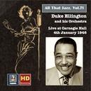 All That Jazz, Vol. 71: Duke Ellington Live At Carnegie Hall, (January 4, 1946) (Remastered) thumbnail