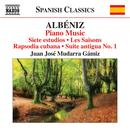 Isaac Albeniz: Piano Music, Vol. 5 thumbnail