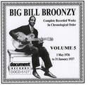 Big Bill Broonzy Vol. 5 1935-1936 thumbnail