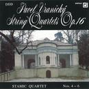 Vranický: String Quartets thumbnail