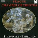"""Stravinsky: Pulcinella. Orchestral Suite from the Ballet / Prokofiev: Symphony No. 1 in D major """"Classical"""", Op. 25 thumbnail"""