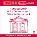 Mendelssohn: Violin Concerto No. 2   Piano Concerto No. 2 thumbnail
