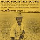 Music From The South, Vol. 2: Horace Sprott, 1 thumbnail