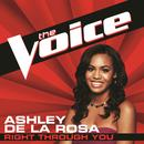 Right Through You (The Voice Performance) thumbnail