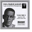 Papa Charlie Jackson Vol. 3 (1928 - 1934) thumbnail