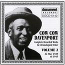 Cow Cow Davenport Vol. 2 (1929-1945) thumbnail