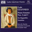 Gianneo: Piano Sonatas Nos. 2 And 3 / 6 Bagatelles thumbnail