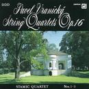Vranicky: String Quartets Nos. 1-3, Op. 16 thumbnail
