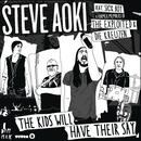 The Kids Will Have Their Say (feat. Sick Boy with former members of The Exploited and Die Kreuzen) thumbnail