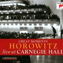 Great Moments: Horowitz Live At Carnegie Hall thumbnail