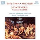 Monteverdi: Canzonette thumbnail