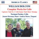 William Bolcom: Complete Works for Cello thumbnail