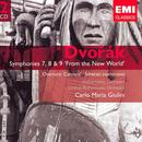 Dvorak: Symphonies 7, 8 & 9 'From The New World'; Carnaval Overture; Scherzo Capriccioso thumbnail