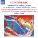 Schoenberg: Concerto for String Quartet & Orchestra; Lied der Waldtaube; The Book of the Hanging Gardens thumbnail