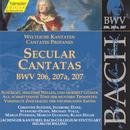 Bach: Secular Cantatas, BWV 206, 207a, 207 thumbnail