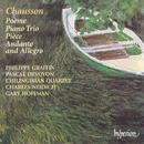 Ernest Chausson: Poeme; Piano Trio; Piece; Andante and Allegro thumbnail