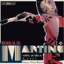 Bohuslav Martinu: String Quartets Nos. 3, 4, 5 thumbnail