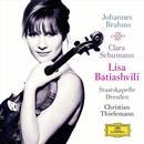 Johannes Brahms: Violin Concerto; Clara Schumann: Romances thumbnail