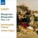 Liszt: Hungarian Rhapsodies Nos. 1-6 thumbnail