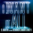 I Want It All (Single) thumbnail