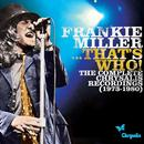 Frankie Miller...That's Who! The Complete Chrysalis Recordings (1973-1980) thumbnail