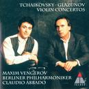 Tchaikovsky, Glazunov: Violin Concertos thumbnail