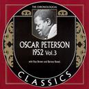 Chronological Classics 1426 - Oscar Peterson 1952 Vol.3 thumbnail