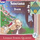 Smetana: The Two String Quartets; Dvorák: Romance, Op. 9; Two Waltzes, Op. 54 thumbnail