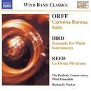 Orff: Carmina Burana Suite; Bird: Serenade For Wind Instruments; Reed: La Fiesta Mexicana thumbnail
