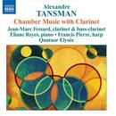 Alexandre Tansman: Chamber Music With Clarinet thumbnail