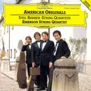 American Originals - Ives & Barber: String Quartets thumbnail