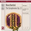 Boccherini: Symphonies Opus 12 thumbnail