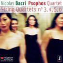 Nicolas Bacri: String Quartets No. 3,4,5,6 thumbnail