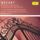Mozart: Sinfonia Concertante; Concertone For Two Violins thumbnail