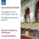 Rachmaninov: Symphony No 3 / Symphonic Dances thumbnail