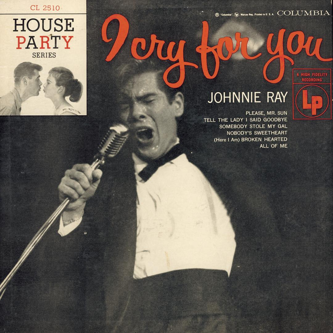 Cry by Johnnie Ray Pandora