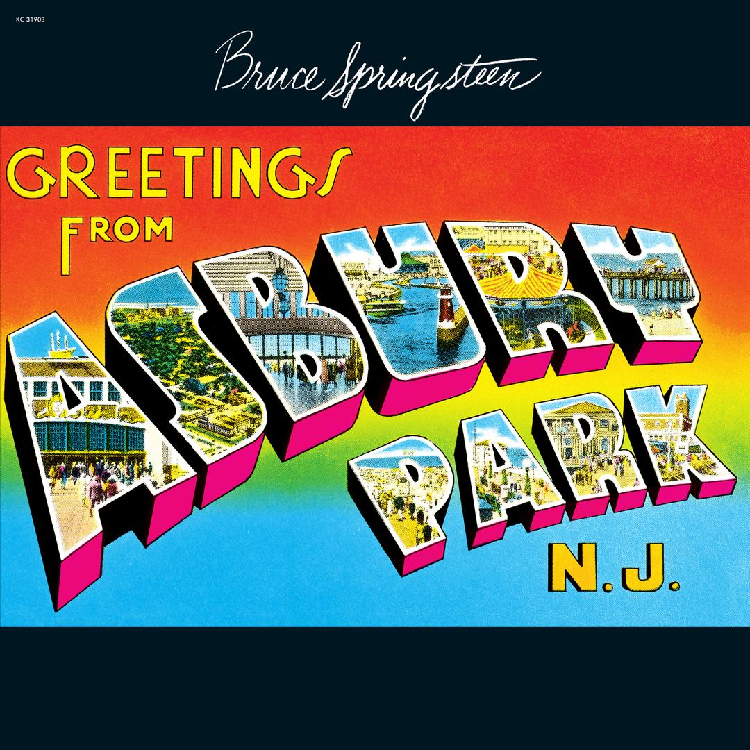 Greetings from asbury park nj by bruce springsteen pandora m4hsunfo